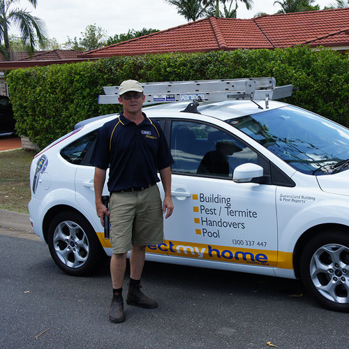 David - brisbane building & pest inspector