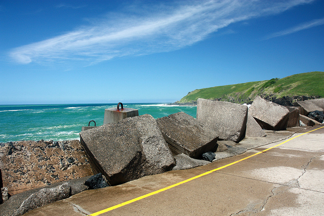 Coffs Harbour shore