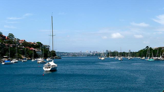 mosman bay boats