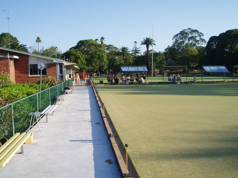 Ashfield Lawn Bowls
