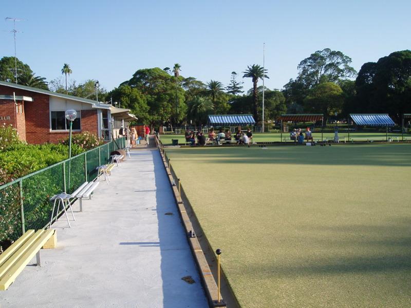 Ashfield Lawn Bowls