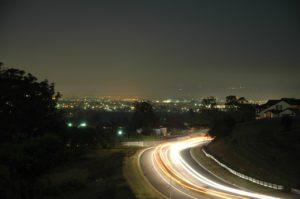 baulkham hills nighttime