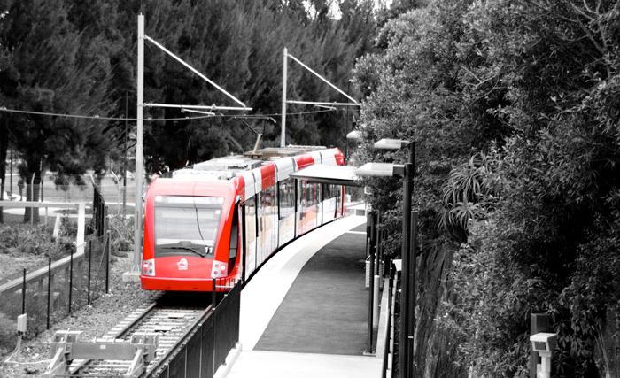 dulwich hill light rail