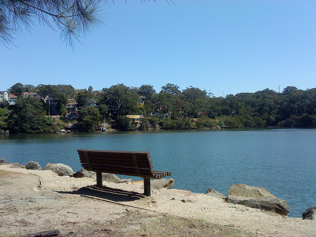 lane cove bench