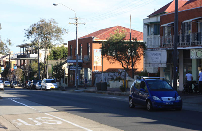 leichhardt street view