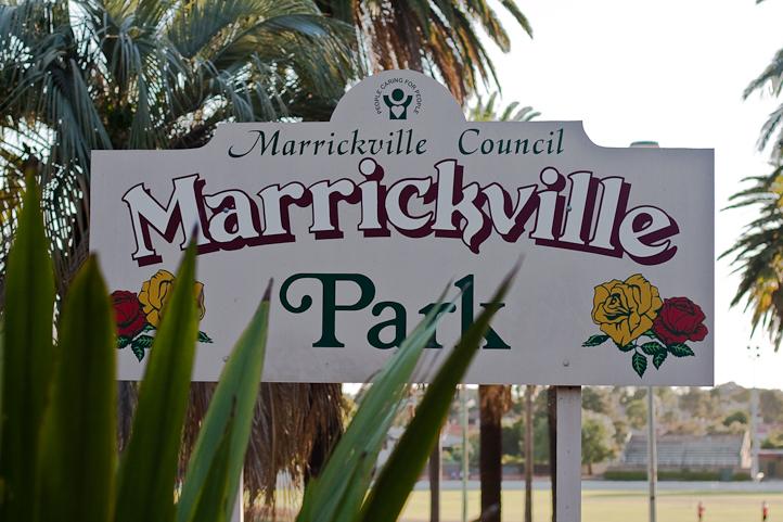 marrickville park