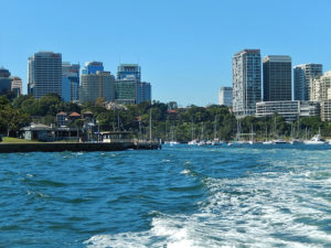 mcmahons point boat