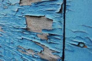 paint peeling house exterior