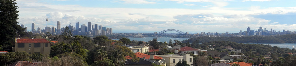 view from vaucluse home