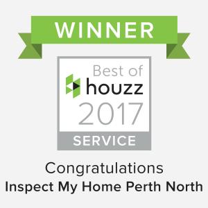 Inspect My Home Perth North Award 2017