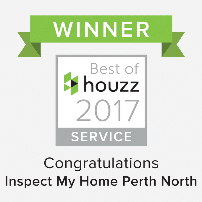 Houzz Aword Inspect My Home Perth North