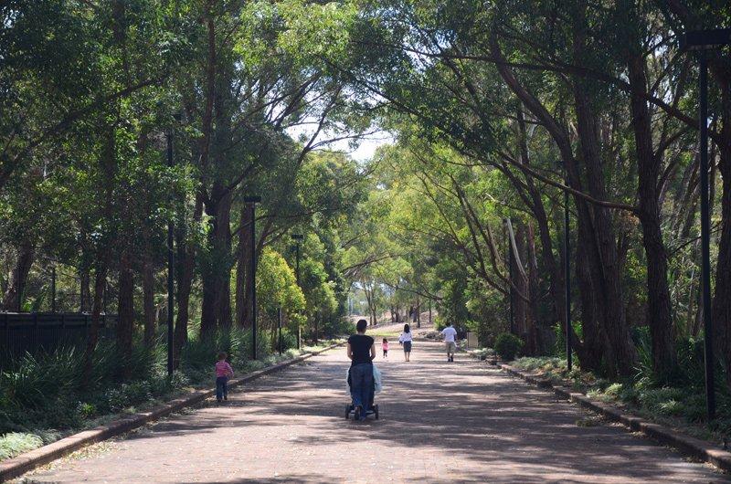 Auburn Memorial Walk