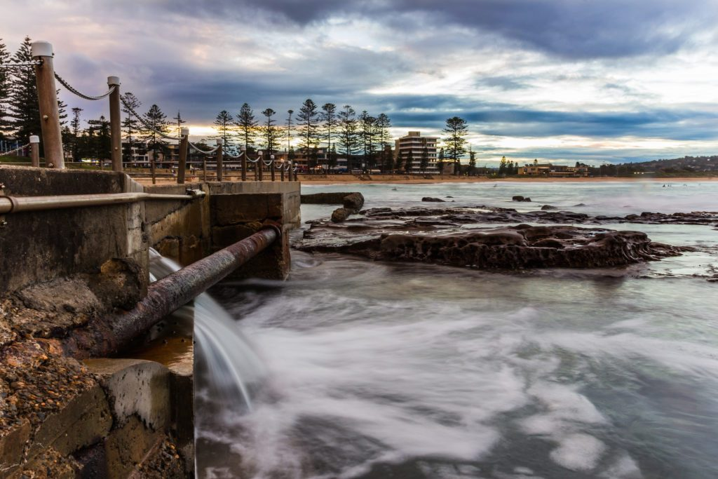 Dee Why Stormdrain
