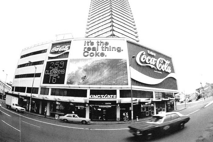 kings cross coke sign