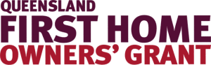 QLD First Home Owners Logo