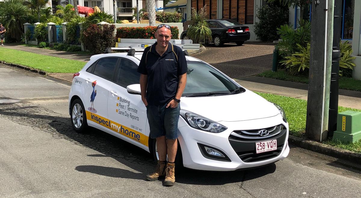 Ryan Cremem Cairns Property Inspector