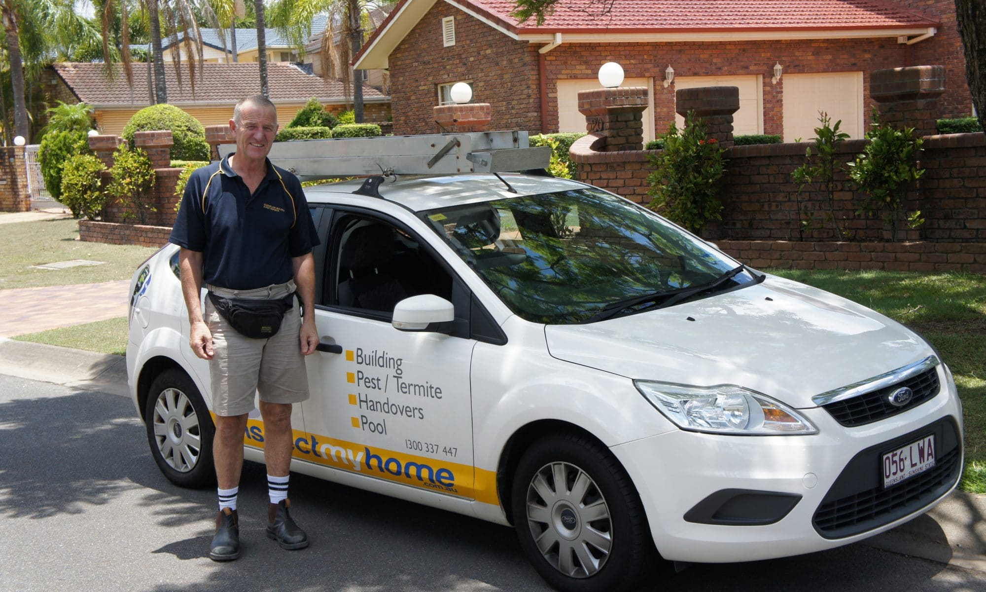 Martin Brisbane West Building and Pest Inspector
