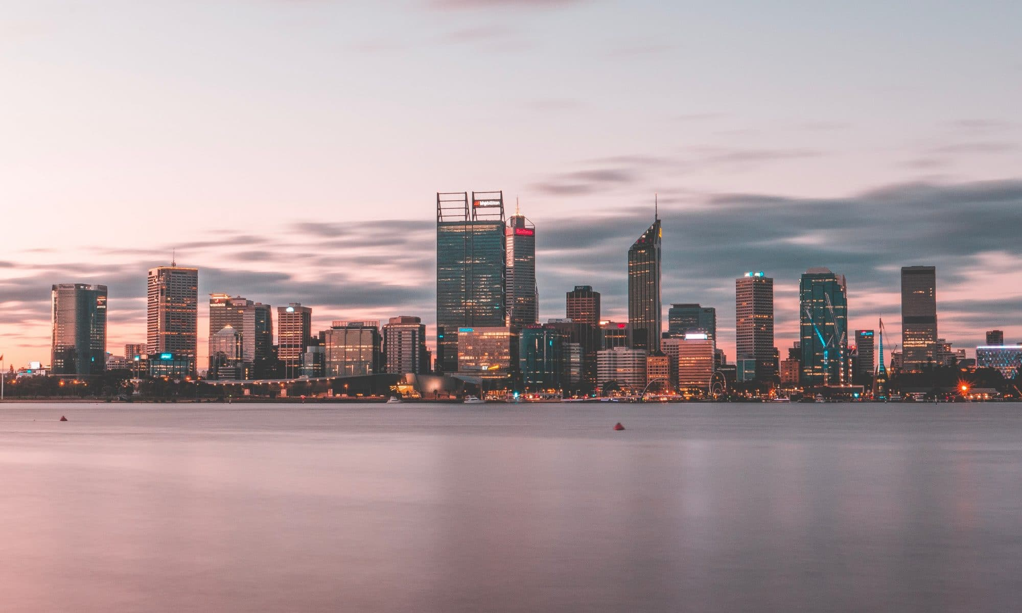 Perth's property market is soaring