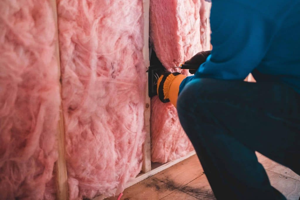 asbestos in insulation