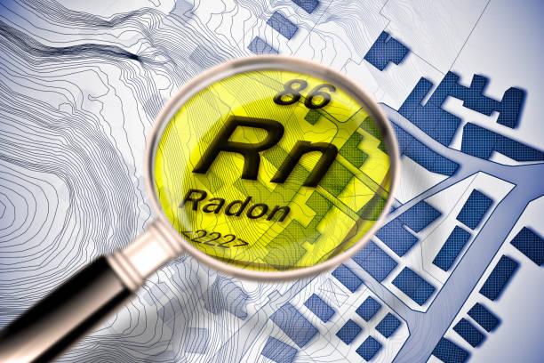 radon testing Australia